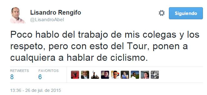 Periodistas de ciclismo (colombianos y extranjeros) - Página 5 Lisand11