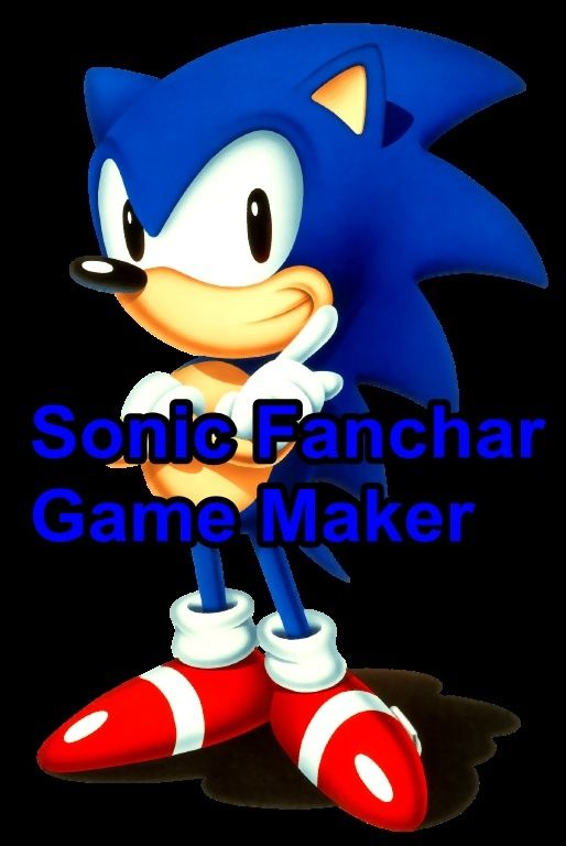 Sonic Fan Char Game Maker