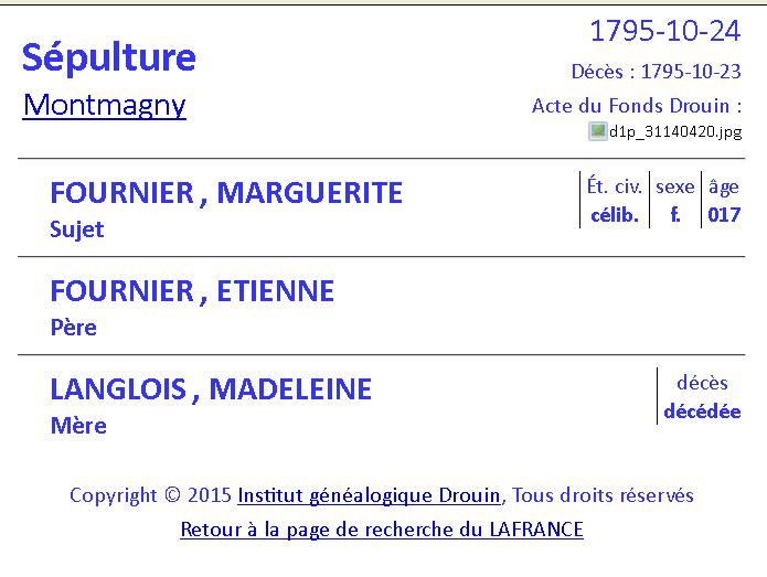 Samuel Harrisson et Marguerite Fournier 2 lignes de pensées qui dit VRAI - PAR DENISE PELLETIER MICHAUD Dycys_10