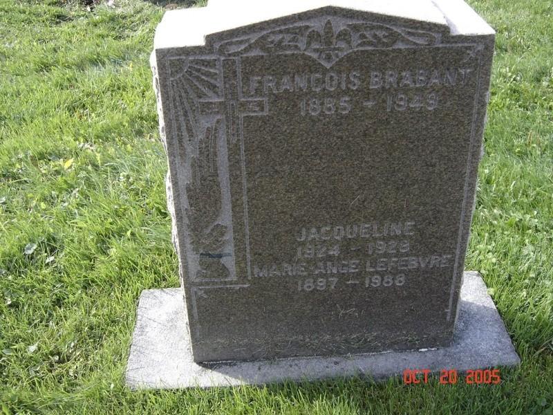 Recherche naissance de François Brabant? Franyo11