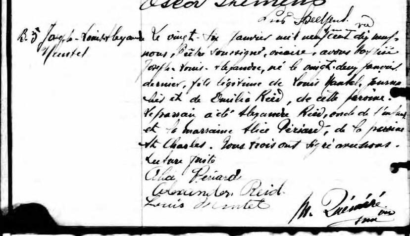 Mariage de Louis Nantel et Sophronie Lacaille Louis_17