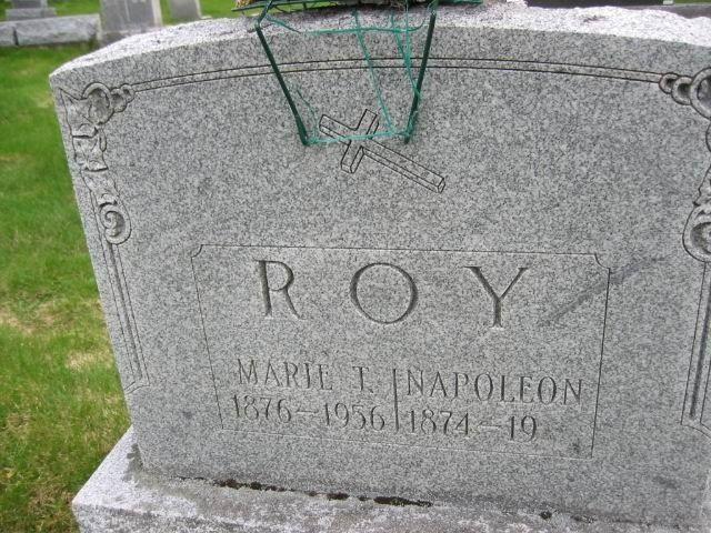 Napoleon Roy et Marie Trahan Napoly10