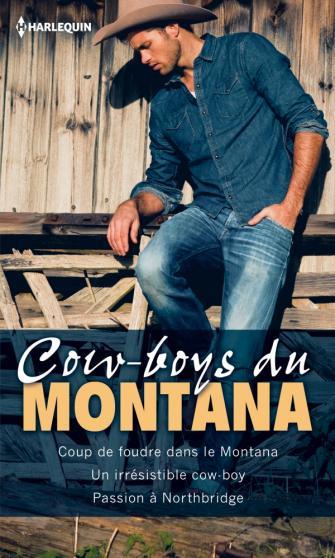 Cow-boys du Montana Christine Flynn -Barbara Dunlop - Victoria Pade 97822810
