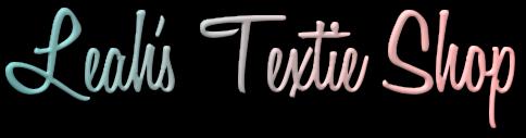 ✿Leah's Textie Shop✿ [OPEN] Header10