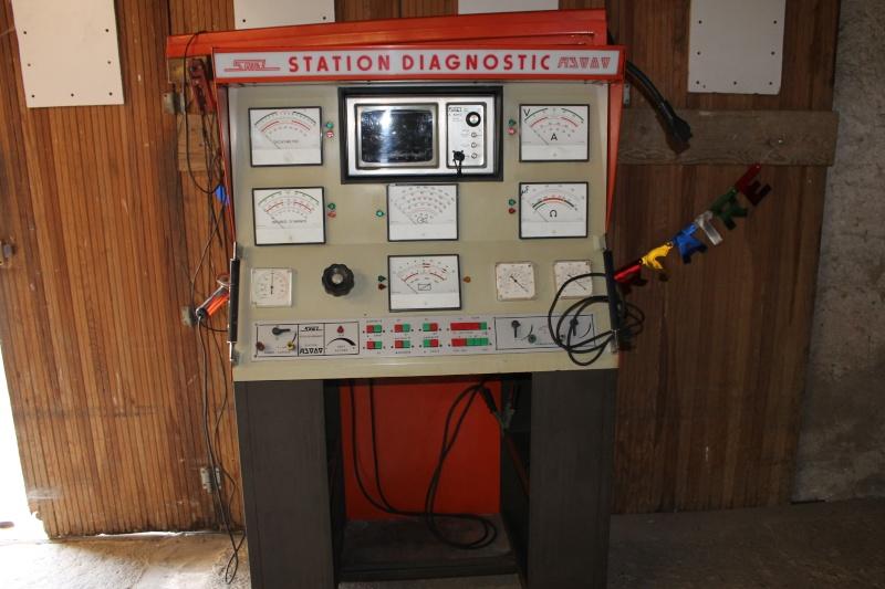 station diagnostic auto 01810