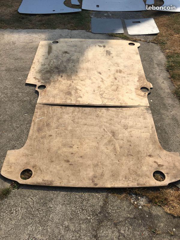 Cloisons + plancher complet VW T5 7eb67d10