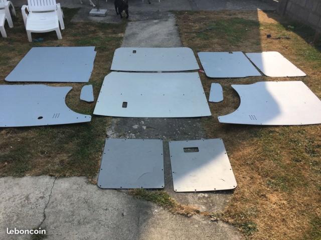 Cloisons + plancher complet VW T5 D27e2210
