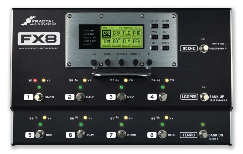 Line 6 Helix Fas-0010