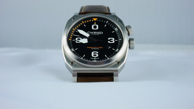 Christopher Ward C11 makaira Pro 500 P1010810