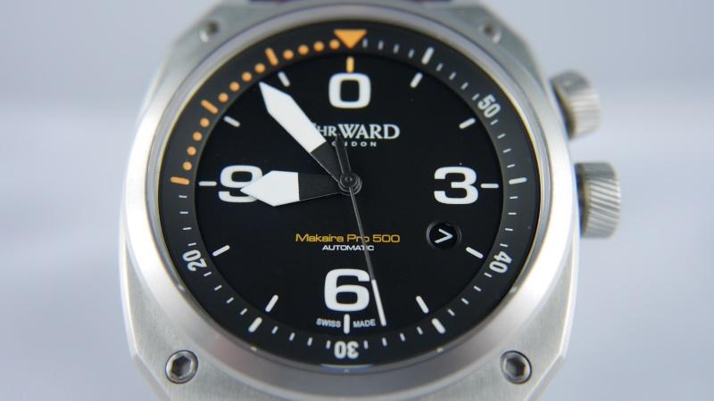 Christopher Ward C11 makaira Pro 500 P1010811