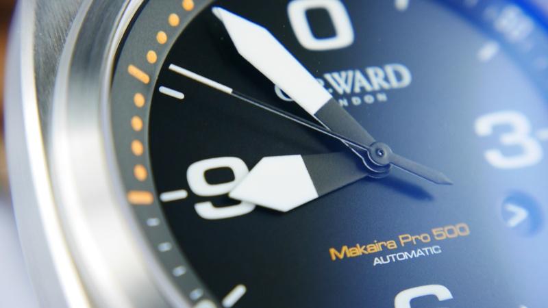Christopher Ward C11 makaira Pro 500 P1010812