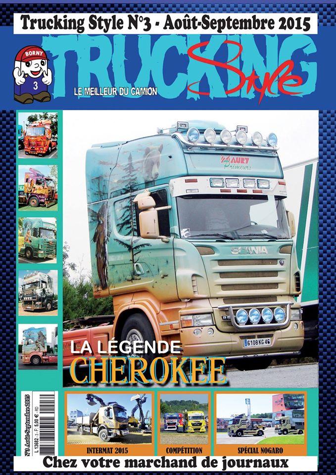 Trucking Style n°3 (Août/Septembre) 11412010
