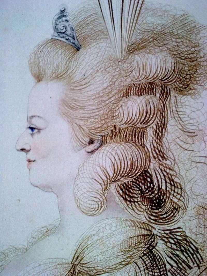 Fête champêtre au Petit-Trianon le 27 juin 1785 Antoin10