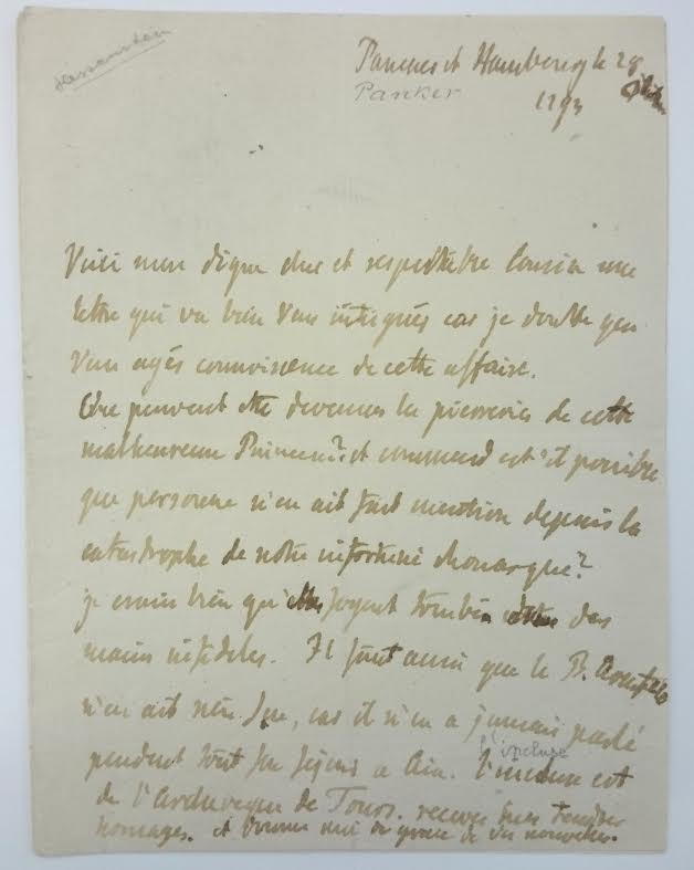 Marie-Thérèse-Louise de Savoie-Carignan, princesse de Lamballe - Page 2 Lambal10