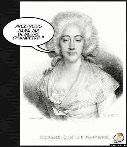 Marie-Joséphine de Savoie, comtesse de Provence - Page 3 Mysupe11