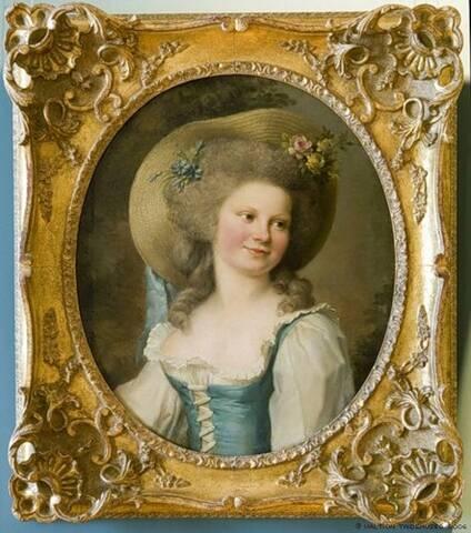 Louise-Rosalie Lefèbvre, Mme Dugazon (1755-1821)