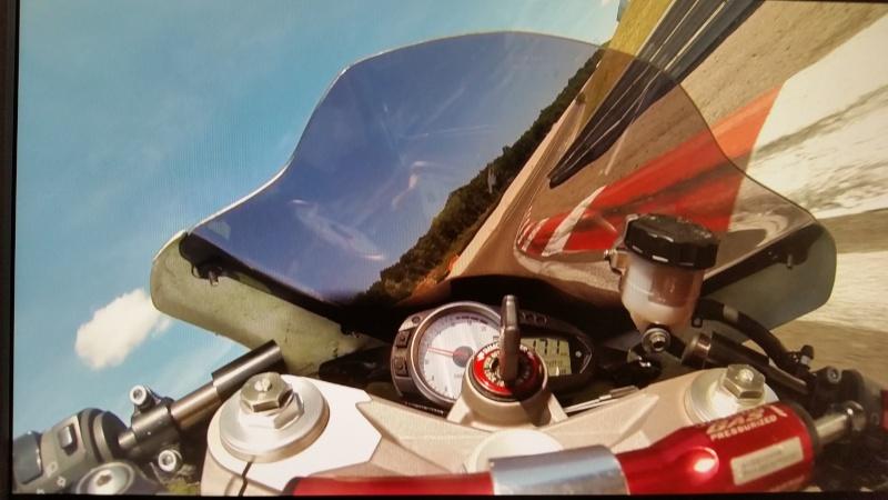 Premiere session piste Dijon ZX6R 06/07 20150718