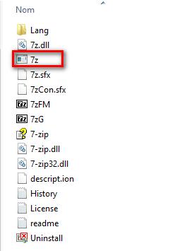 [Tuto] Décompresser un fichier avec 7zip Dossie11