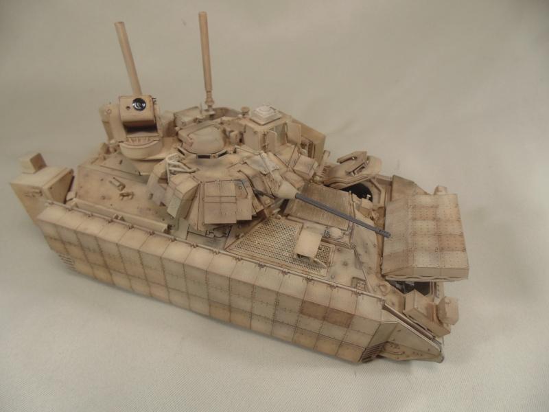 M2A3 Bradley  de MENG au 1/35° - Page 2 Dsc00912