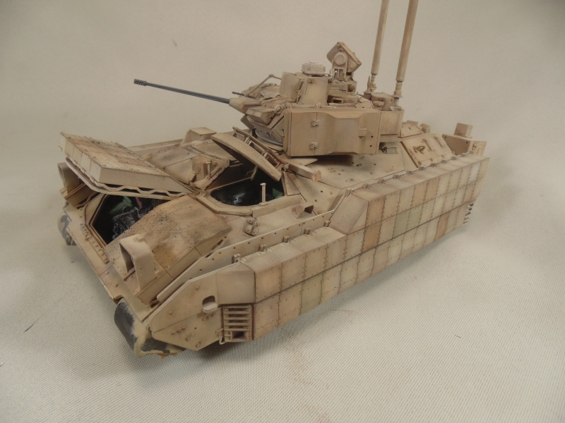 M2A3 Bradley  de MENG au 1/35° - Page 2 Dsc00915