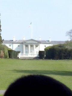 La maison blanche à Dublin 14297810