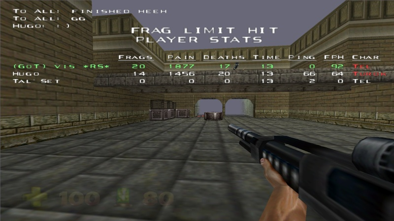 """New clan founded - Got which stands for """"Guardians of Turok"""" - Page 11 Turok128"""