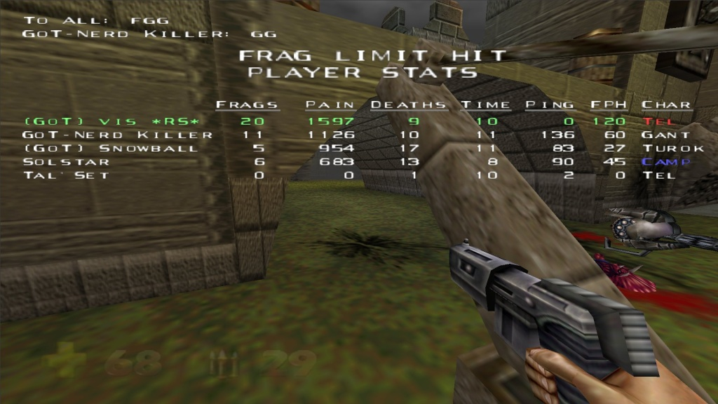 """New clan founded - Got which stands for """"Guardians of Turok"""" - Page 11 Turok232"""