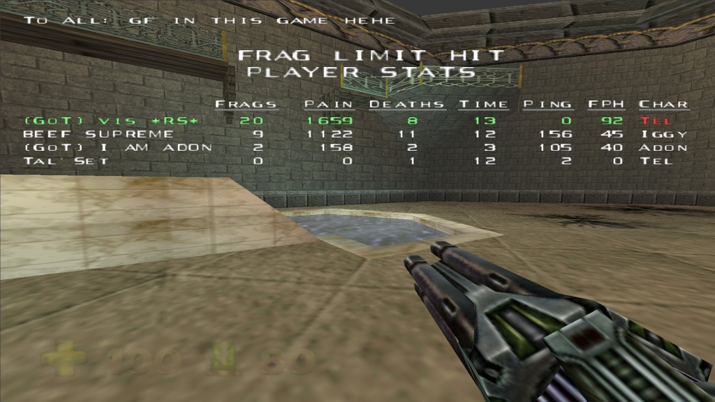 """New clan founded - Got which stands for """"Guardians of Turok"""" - Page 11 Turok257"""
