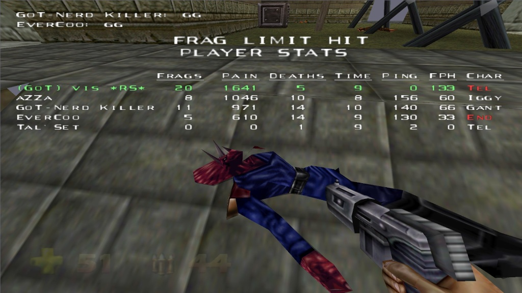 """New clan founded - Got which stands for """"Guardians of Turok"""" - Page 11 Turok272"""