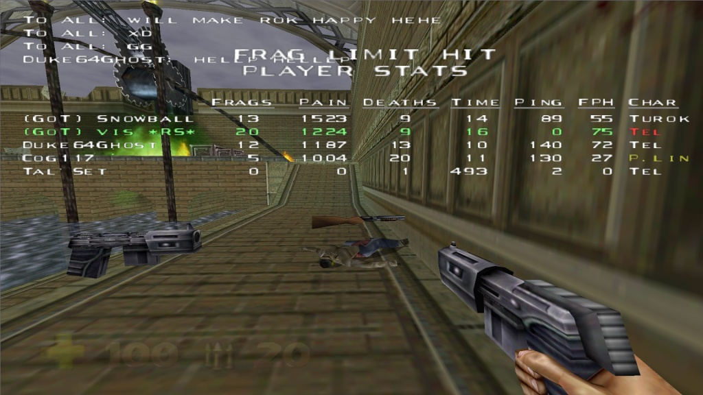 """New clan founded - Got which stands for """"Guardians of Turok"""" - Page 11 Turok292"""