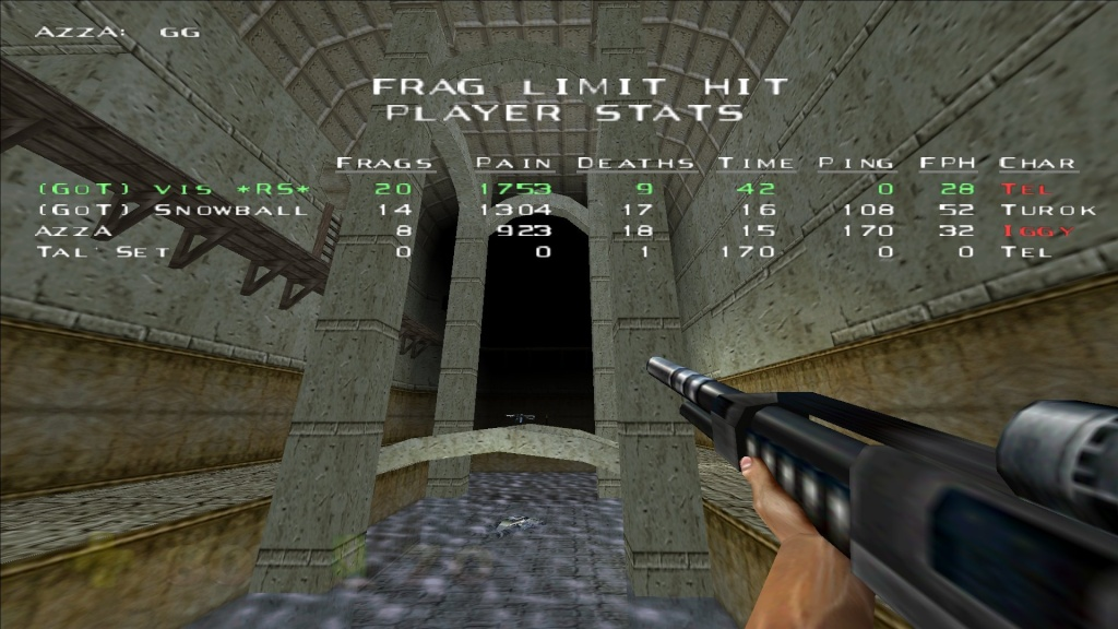 """New clan founded - Got which stands for """"Guardians of Turok"""" - Page 11 Turok307"""