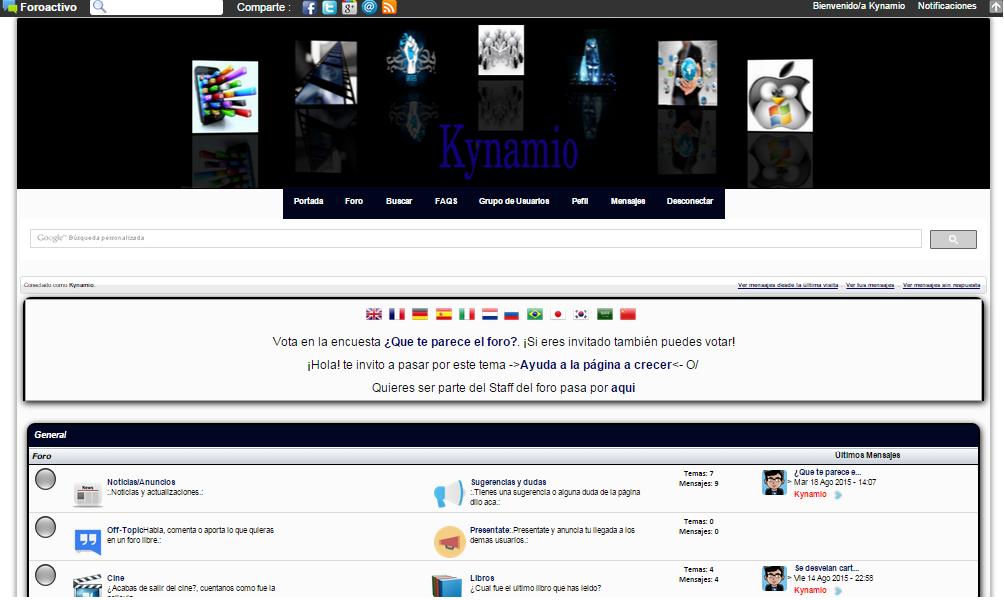 Foro Kynamio Vistap11