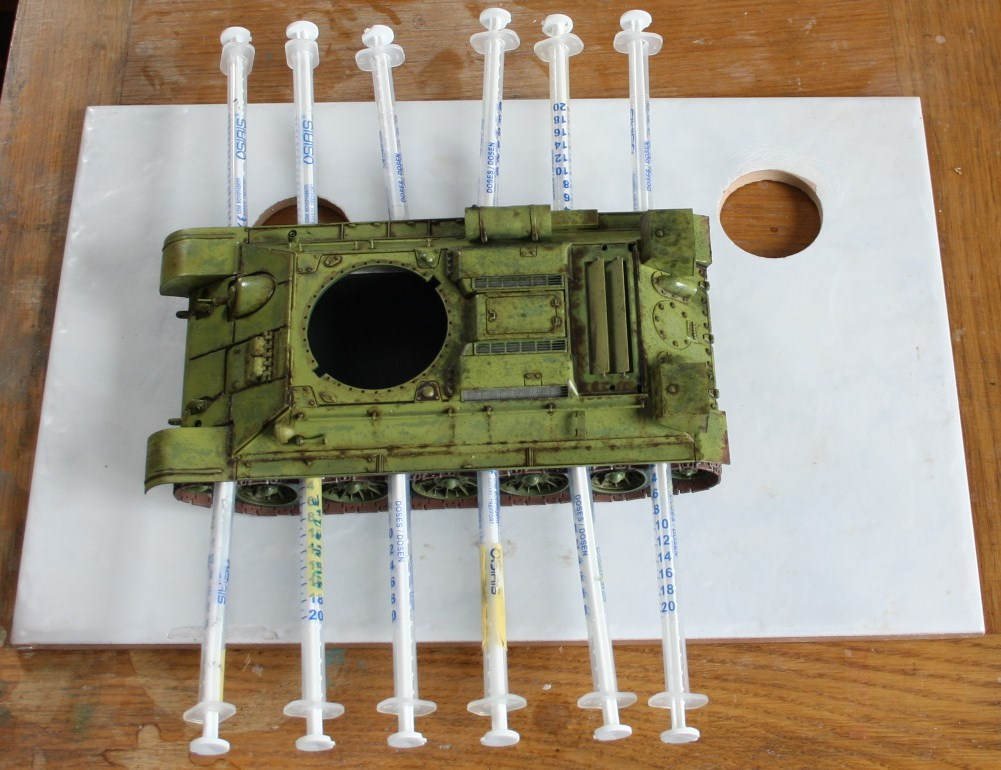 T-34 / 76  tourelle hexagonale  - Page 2 Img_1526