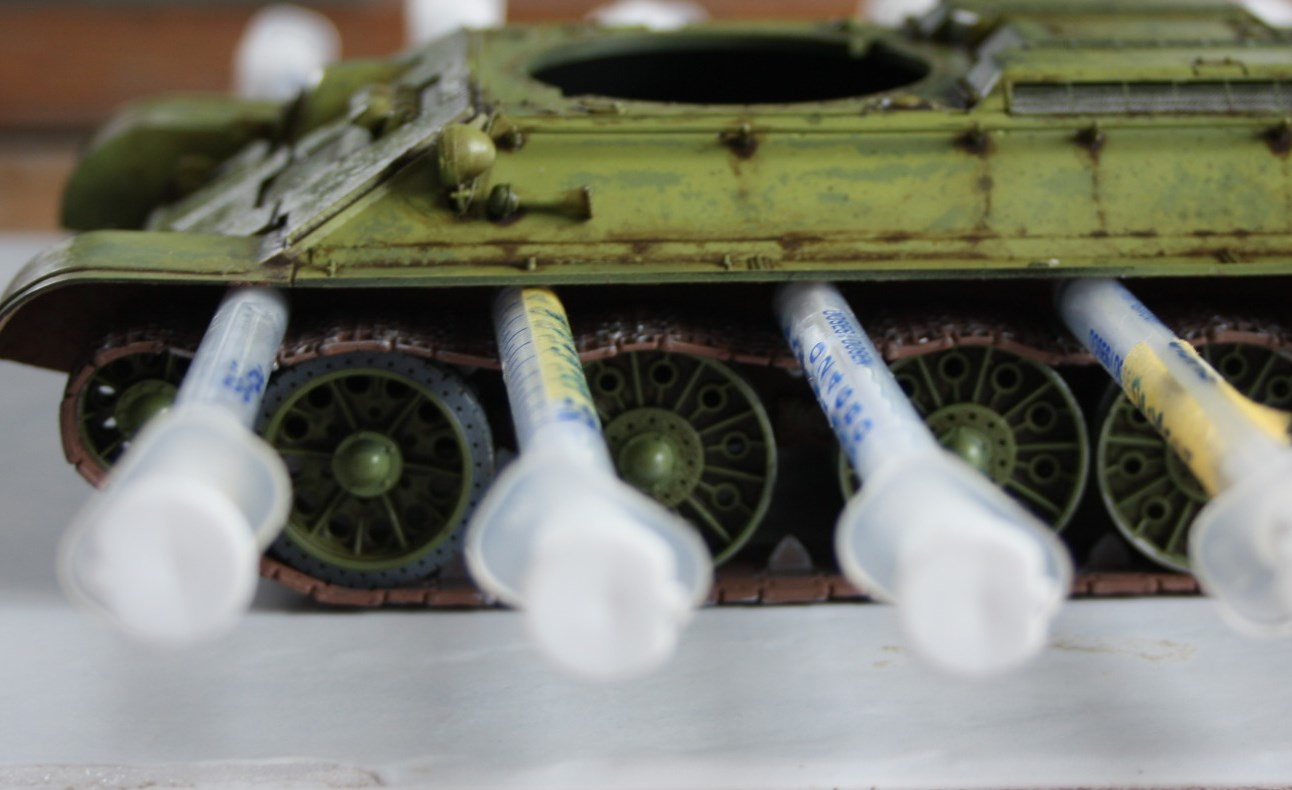 T-34 / 76  tourelle hexagonale  - Page 2 Img_1527