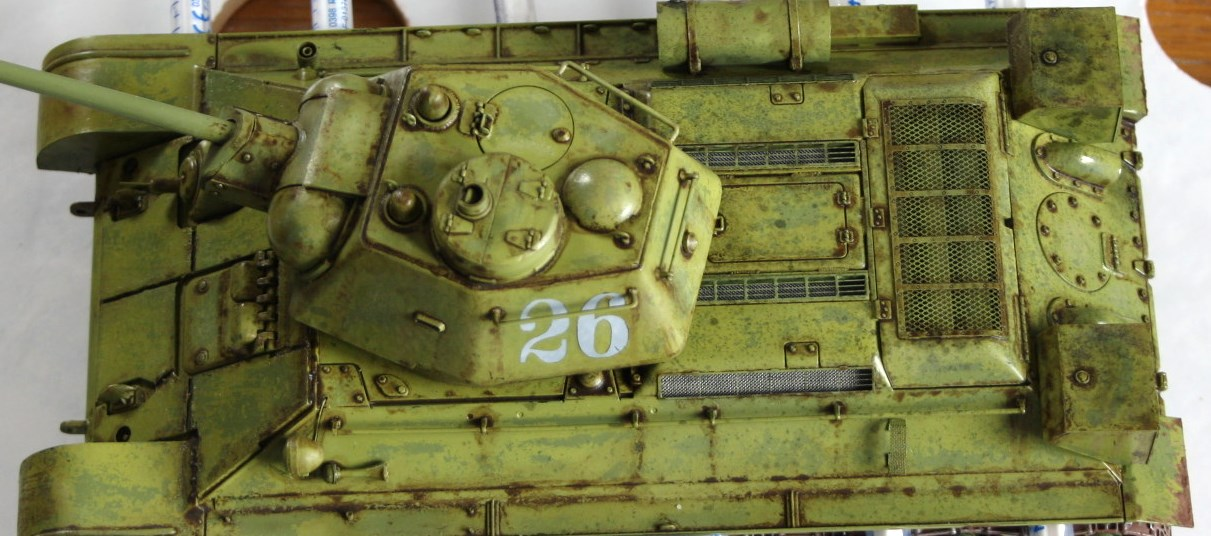 T-34 / 76  tourelle hexagonale  - Page 2 Img_1528