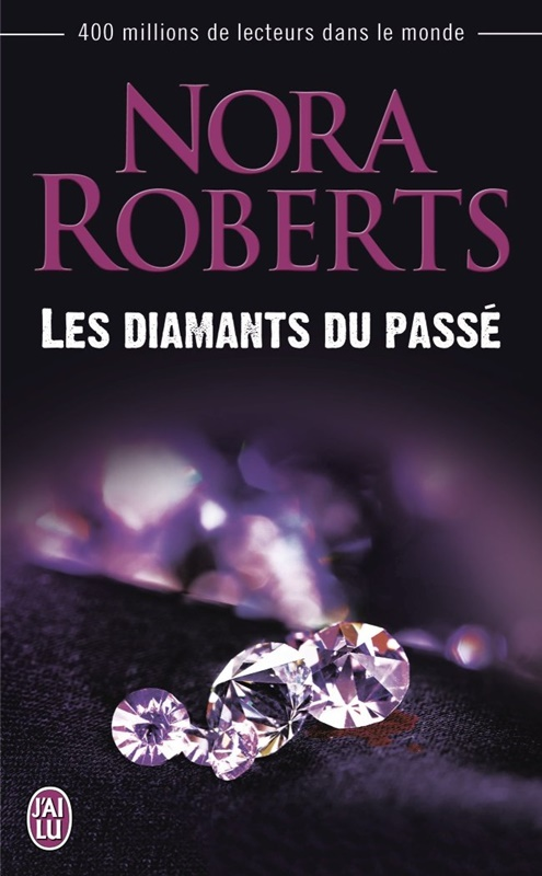 Eve Dallas - Tome 17.5 : Les diamants du passé de Nora Roberts 61qcnv11
