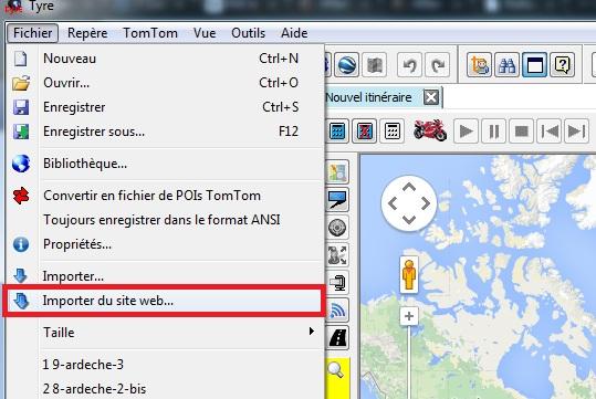 Avez vous des logiciels pour créer des road trip???? Gps410