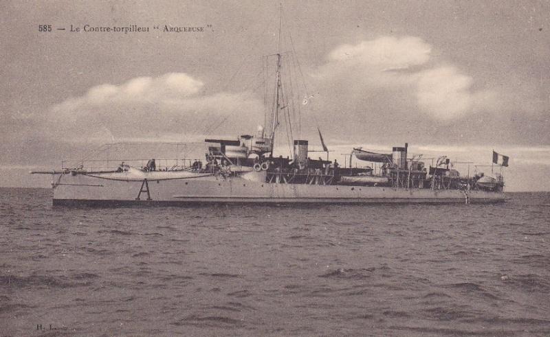 * ARQUEBUSE (1903/1920) * 101_0010