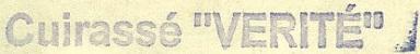 * VÉRITÉ (1908/1921) * 11-0410