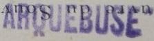 * ARQUEBUSE (1903/1920) * 16-0810