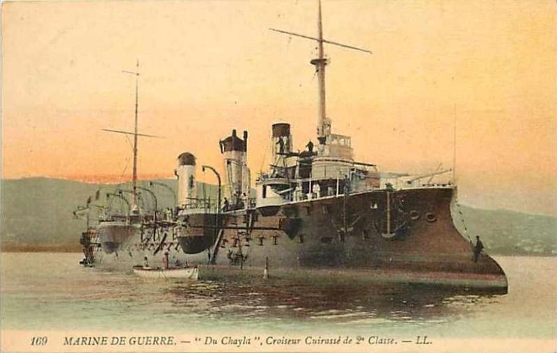 * DU CHAYLA (1897/1921) * 164_0010
