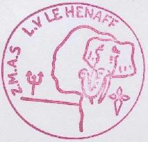 * LIEUTENANT DE VAISSEAU LE HÉNAFF (1980/....) * 2070110