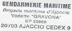 * AJACCIO * 208-0311