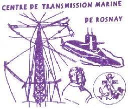 * ROSNAY - Centre des Transmissions de la Marine * 2080310
