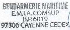 * CAYENNE - DEGRAD DES CANNES - KOUROU * 209-0212