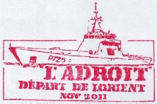 * L'ADROIT (2012/2018) * 211-1110
