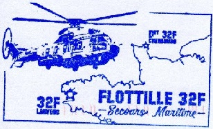 * FLOTTILLE 32 F * 215-0617
