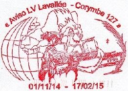 * LIEUTENANT DE VAISSEAU LAVALLÉE  (1980/2018) * 2150110
