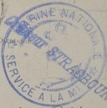 * STRASBOURG (1920/1934) * 26-0210
