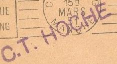 * HOCHE (1946/1958) * 510310